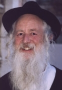Picture of Rabbi Avraham Greenbaum.