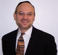 Picture of Rabbi Jonathan Rietti.