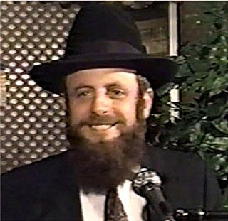 Picture of Rabbi Yitzchok Isbee.