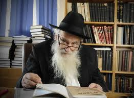 Picture of Rabbi Avigdor Neventzal.