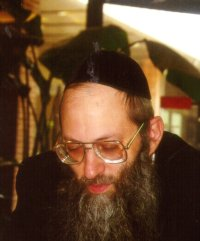 Picture of Rabbi Mordechai Shuchatowitz.