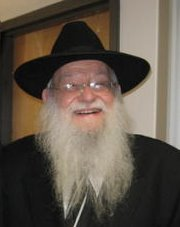 Picture of Rabbi Dovid Cohen.