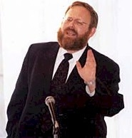 Picture of Rabbi Yosef Bechhofer.