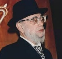Picture of Rabbi Yaakov Yitzchok Ruderman.
