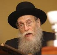 Picture of Rabbi Shlomo Brevda.