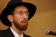 Picture of Rabbi Zvi Zimmerman.