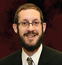 Picture of Rabbi Yitzhak Grossman.