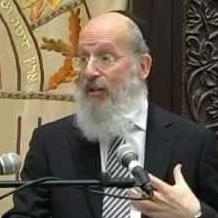 Picture of Rabbi Yitzchak Berkowitz.