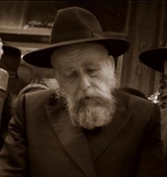 Picture of Rabbi Michoel Slavin.