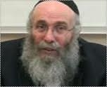 Picture of Rabbi Ezriel Tauber.