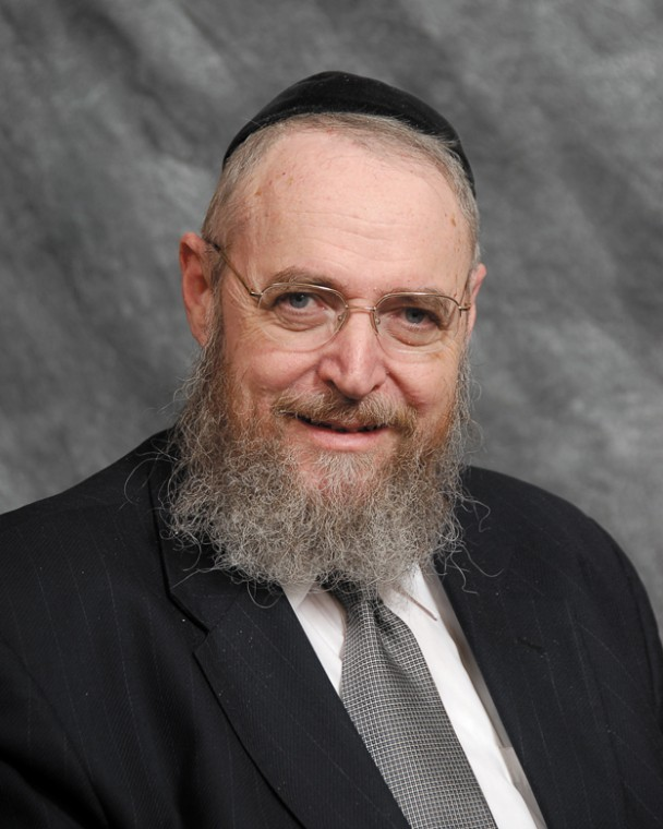 Picture of Rabbi Sheftel Neuberger.