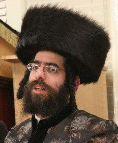 Picture of Rabbi Efraim Twerski.