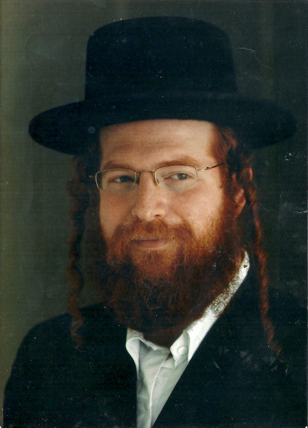 Picture of Rabbi Tal Moshe Zwecker.