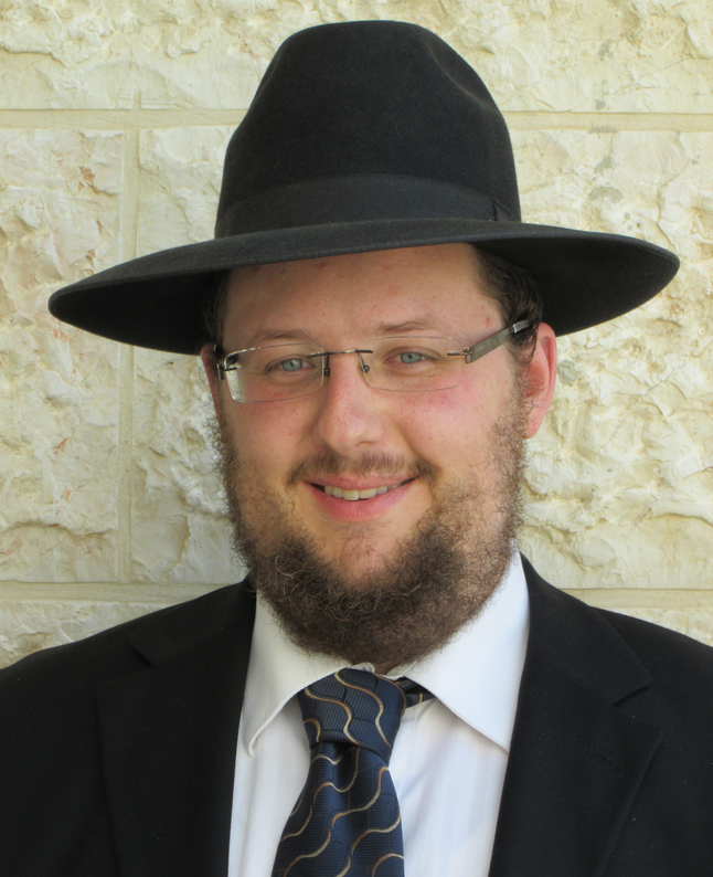Picture of Rabbi Reuven Chaim Klein.