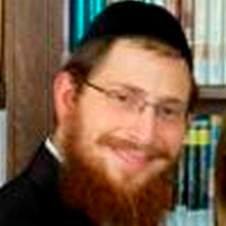 Picture of Rabbi Shraga Senft.
