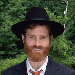 Picture of Rabbi Daniel Coren.