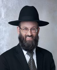 Picture of Rabbi Doniel Pransky.