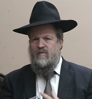 Picture of Rabbi Mordechai Sitorsky.