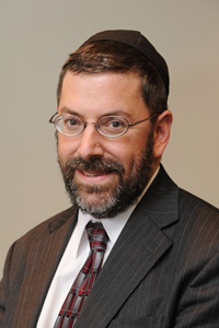 Picture of Rabbi Reuven Stein.