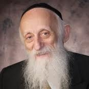 Picture of Rabbi Dr. Avraham Twerski.