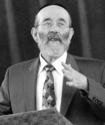Picture of Rabbi Elchonon Zohn.