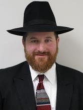 Picture of Rabbi Zvi Goldberg.