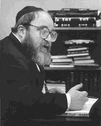 Picture of Rabbi Yitzchak Breitowitz.