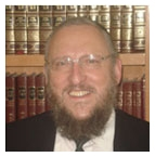 Picture of Rabbi Avishai David.