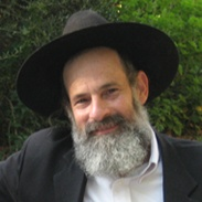 Picture of Rabbi Tzvi Miller.