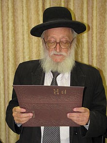 Picture of Rabbi Mendel Weinbach.